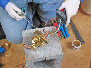 The Staff at Daly City Plumbing Contractors Does Both Copper and PEX Piping